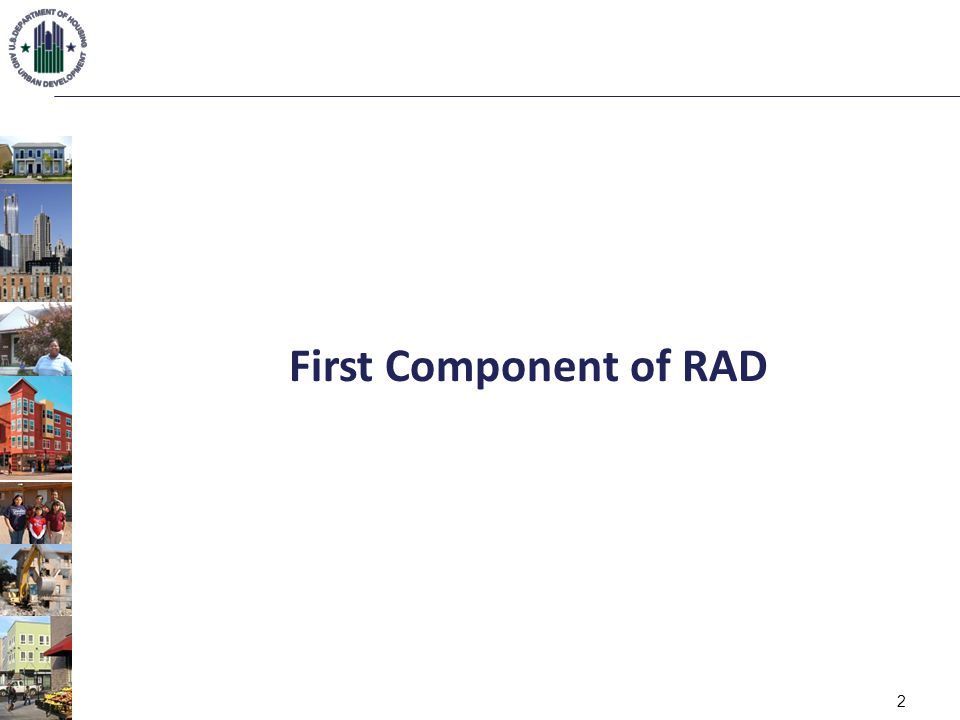 First Component of RAD 2