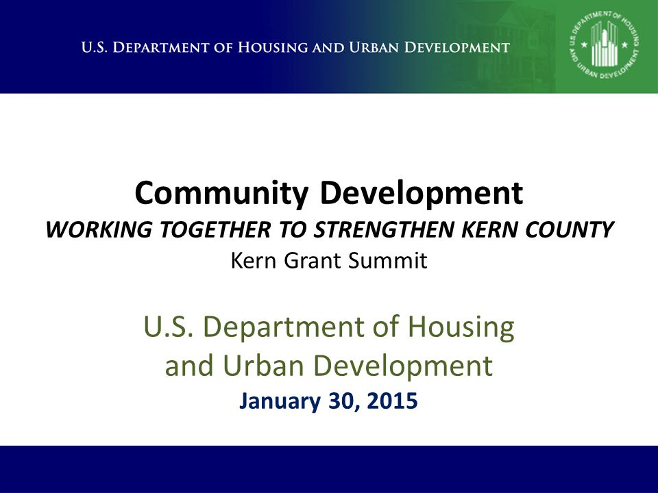 HUD Programs (Cont.) Fair Housing and Equal Opportunity Equal Opportunity in HUD-Assisted Programs (Title VI, Section 504, Americans with Disabilities Act, Section 109, Age Discrimination Act, and Title IX) Fair Housing Act (Title VIII) Fair Housing Assistance Program (FHAP) Fair Housing Initiatives Program (FHIP) Section 3 Program Voluntary Compliance Policy Development and Research Policy Development and Research Initiatives Government National Mortgage Association (Ginnie Mae) Ginnie Mae I Mortgage-Backed Securities Ginnie Mae II Mortgage-Backed Securities Ginnie Mae Multiclass Securities Program Ginnie Mae Platinum Securities Program Office of Housing Counseling Housing Counseling Program (Section 106) Healthy Homes and Lead Hazard Control Office of Sustainable Communities Capacity Building for Sustainable Communities Community Challenge Grants Sustainable Communities Regional Planning Grants 12 HUD Overview