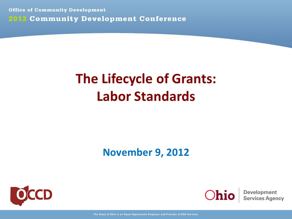 THE BASIC ELEMENTS – LABOR STANDARDS ADMINISTRATION AND ENFORCEMENT