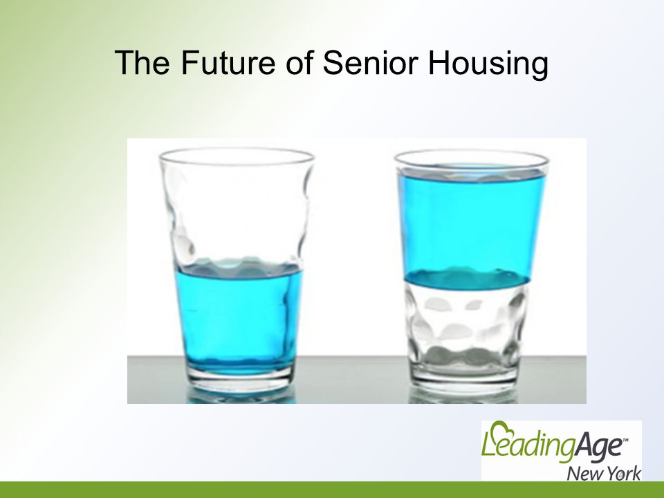The Future of Senior Housing 4