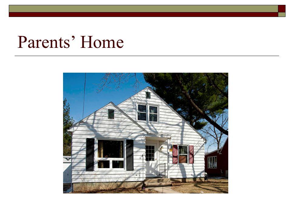 Parents' Home