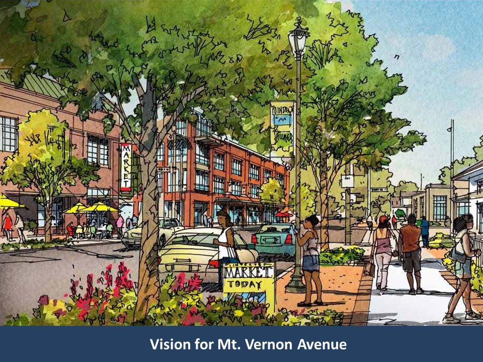 Vision for Mt. Vernon Avenue
