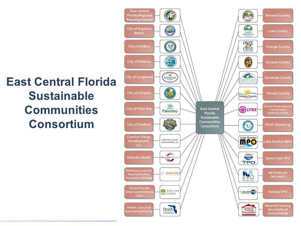 East Central Florida Sustainable Communities Consortium