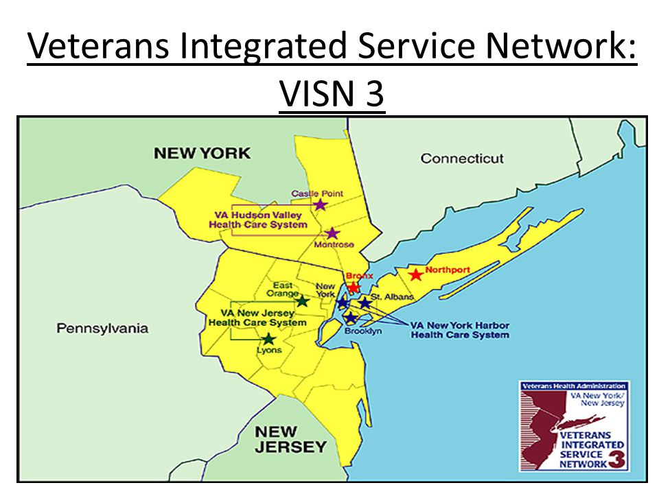 Veterans Integrated Service Network: VISN 3