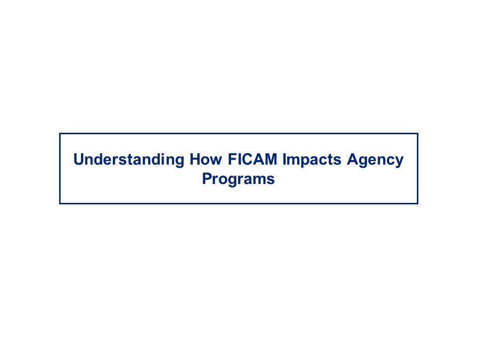 Understanding How FICAM Impacts Agency Programs