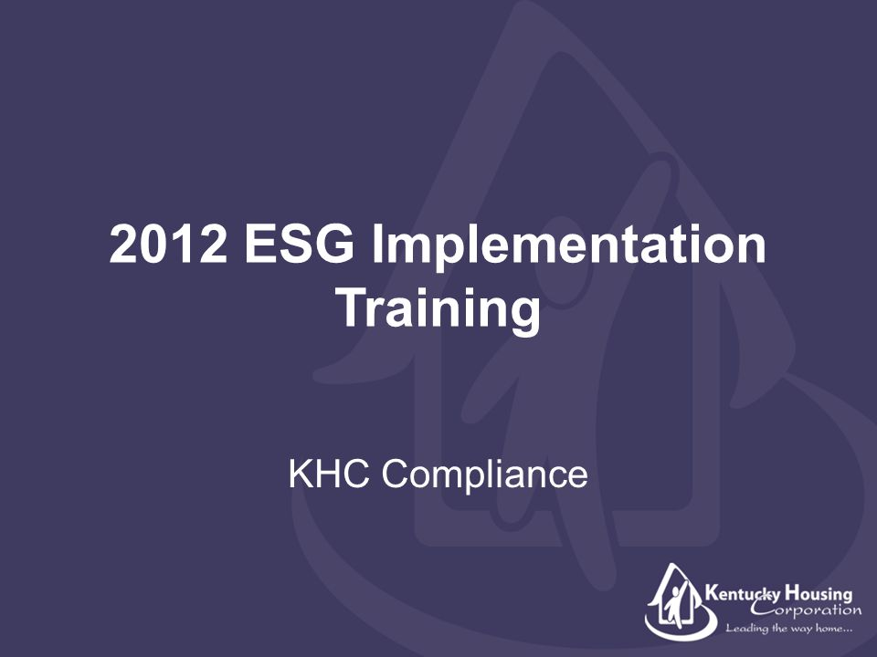 What is a finding.A finding is non-compliance with an ESG program requirement.