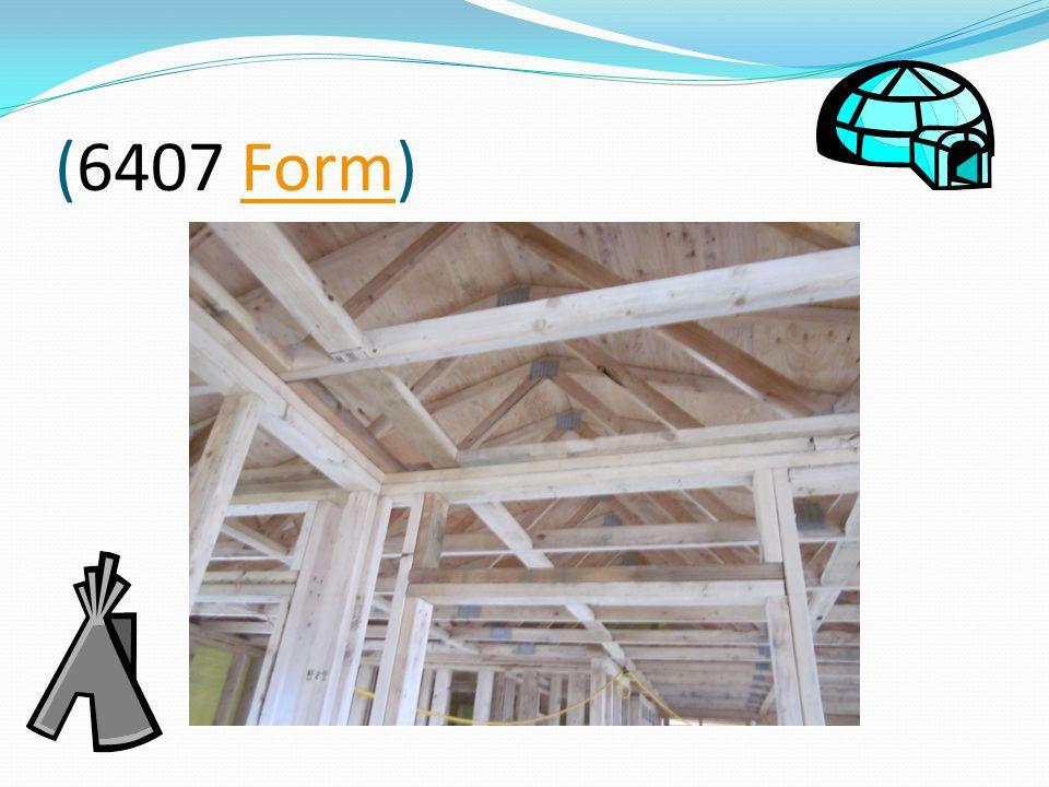 (6407 Form)Form