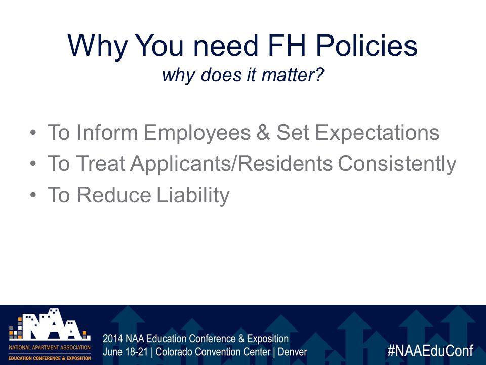 Why You need FH Policies why does it matter.