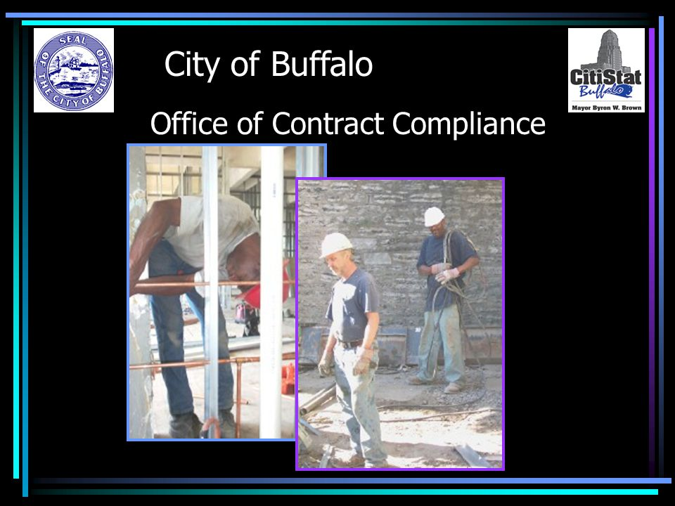 Office of Contract Compliance City of Buffalo -----Original Message----- From: ccummings@wdcinc.org [mailto:ccummings@wdcinc.org] Sent: Wednesday, August 23, 2006 3:55 PM To: Johnson,Tanya; Eve Jr, Arthur Subject: PICTURES Organize, print and share your digital photos.