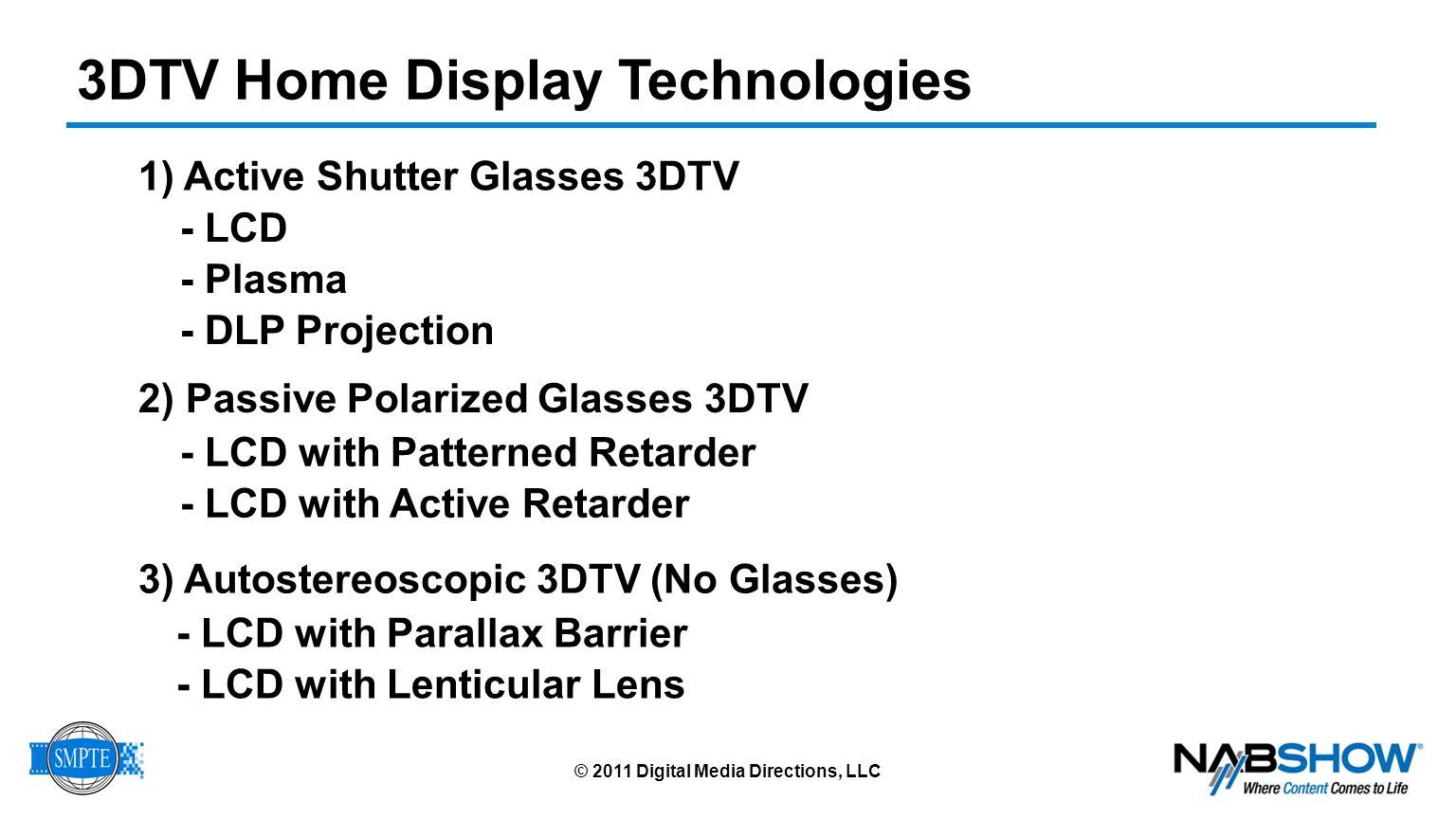 Mitsubishi DLP Projection 3DTV © 2011 Digital Media Directions, LLC 75-inch LaserVue DLP Rear Projection Active Glasses 3DTV 92-inch DLP Rear Projection Active Glasses 3DTV