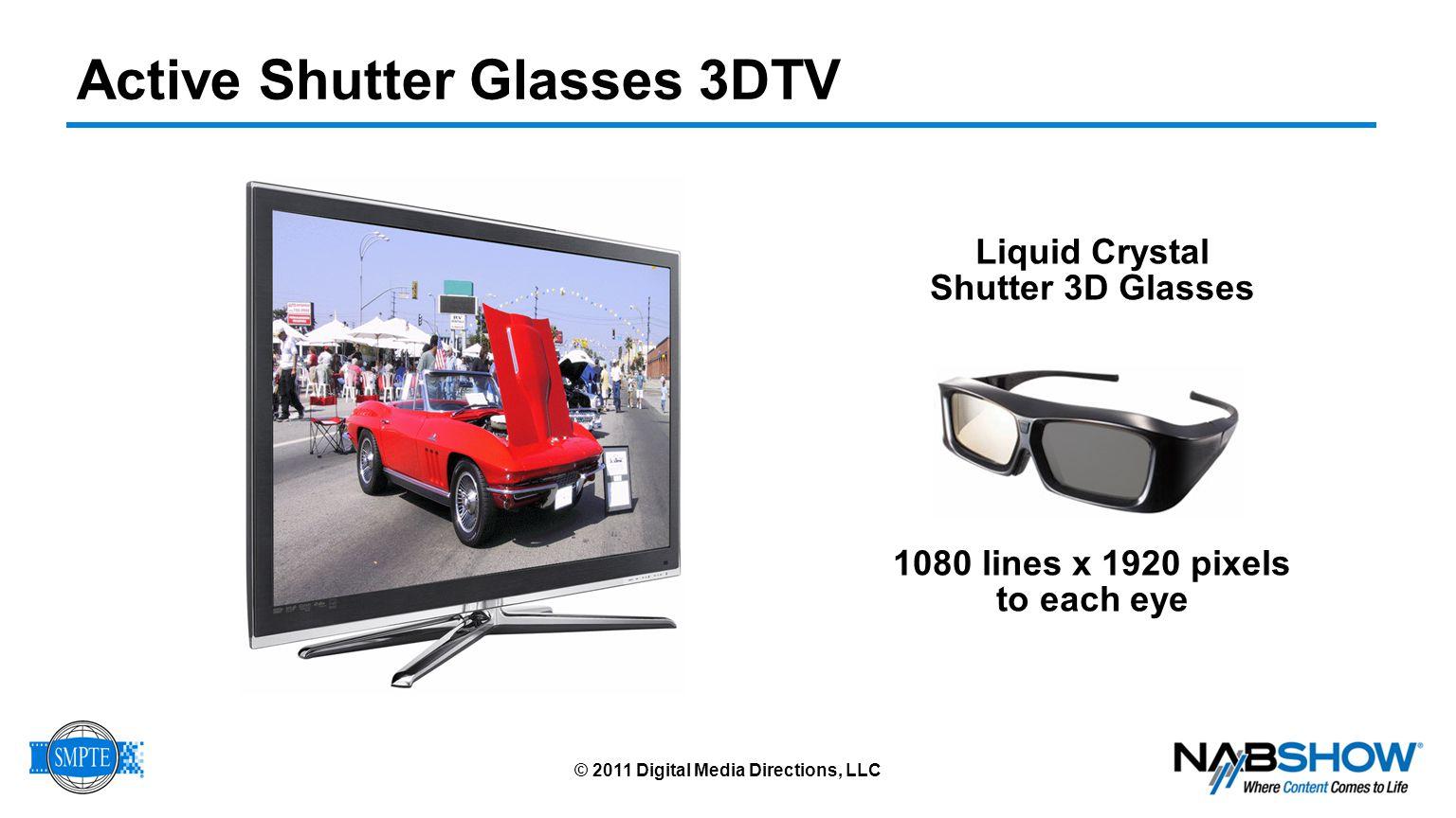 Toshiba Autostereoscopic 3DTVs © 2011 Digital Media Directions, LLC 12GL1 (12 ) & 20GL1 (20 ) Autostereoscopic 3DTVs 24 , 32 , 55 , & 65 Autostereoscopic 3DTVs