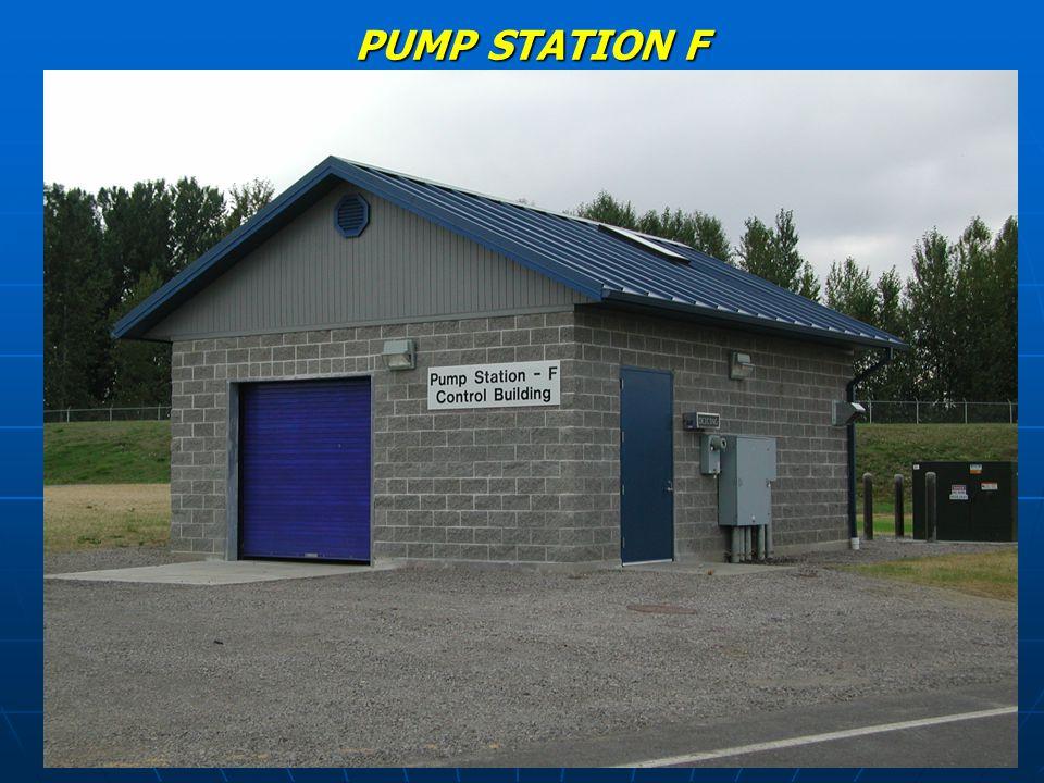 PUMP STATION F