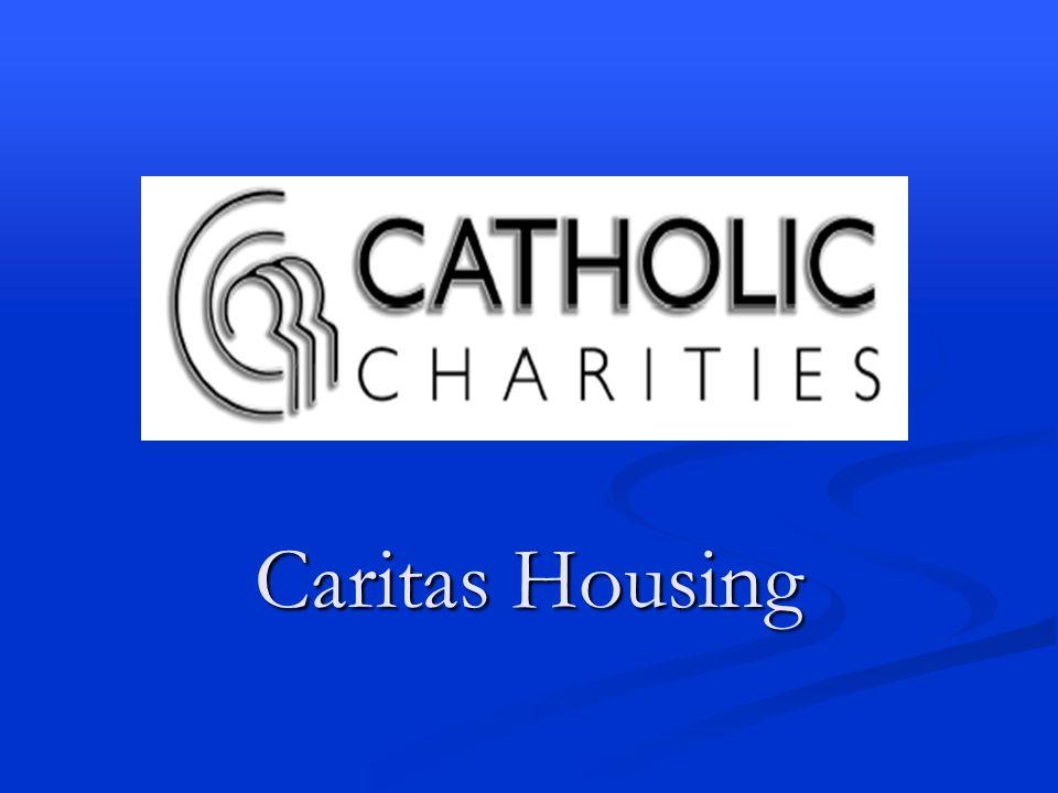 Housing Development Catholic Charities/Caritas Housing