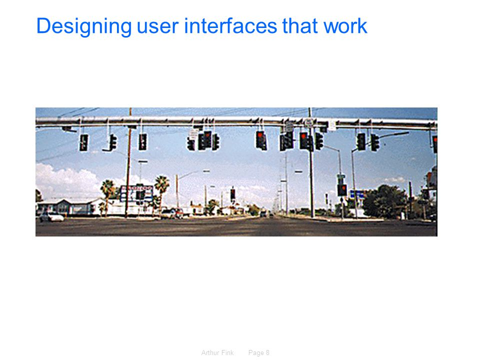 Arthur Fink Page 29 Microsoft Health Common User Interface