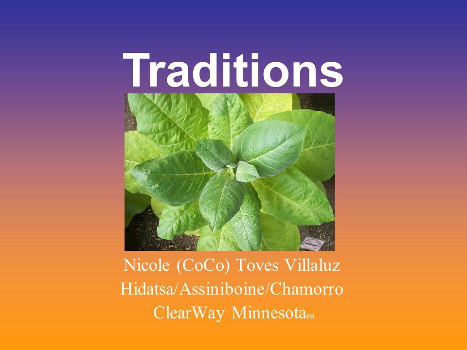 Nicole (CoCo) Toves Villaluz Hidatsa/Assiniboine/Chamorro ClearWay Minnesota SM Traditions