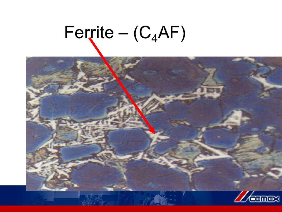 Ferrite – (C 4 AF)