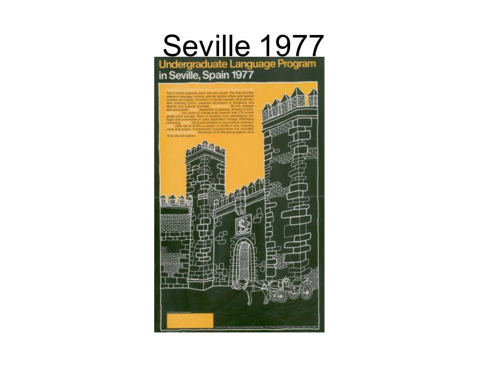 Seville 1977