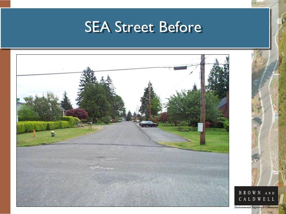 SEA Street Before