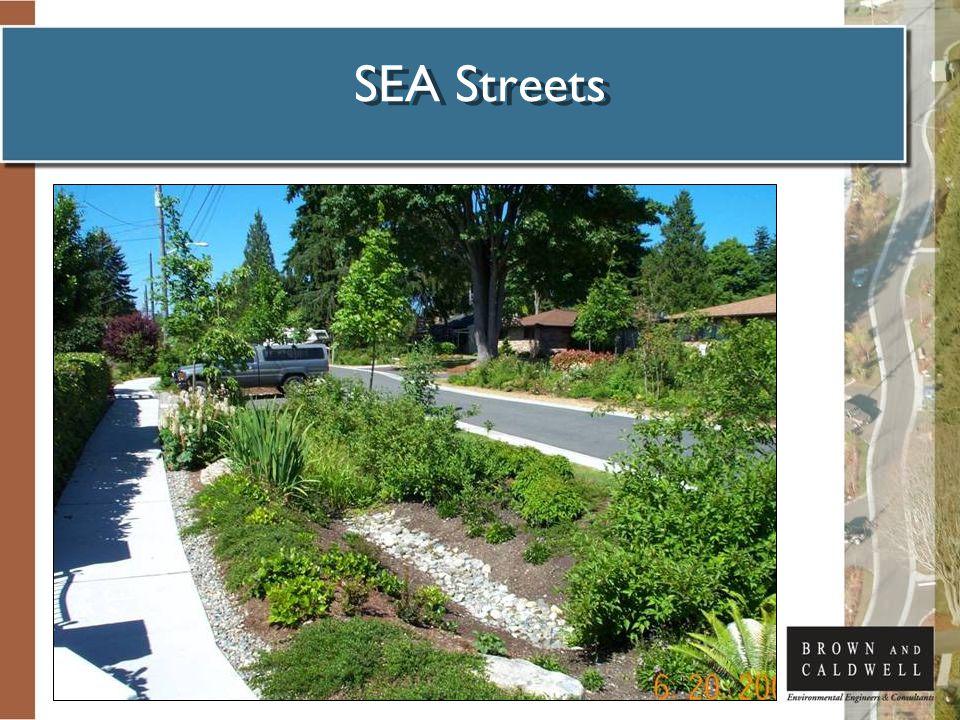 SEA Streets
