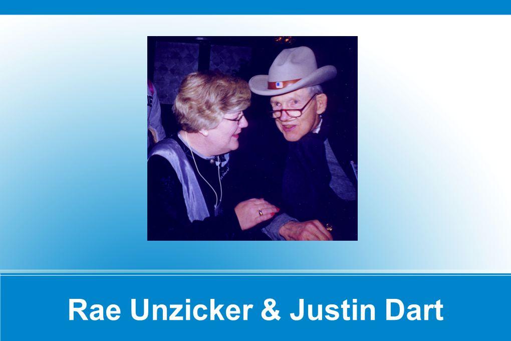 Rae Unzicker & Justin Dart