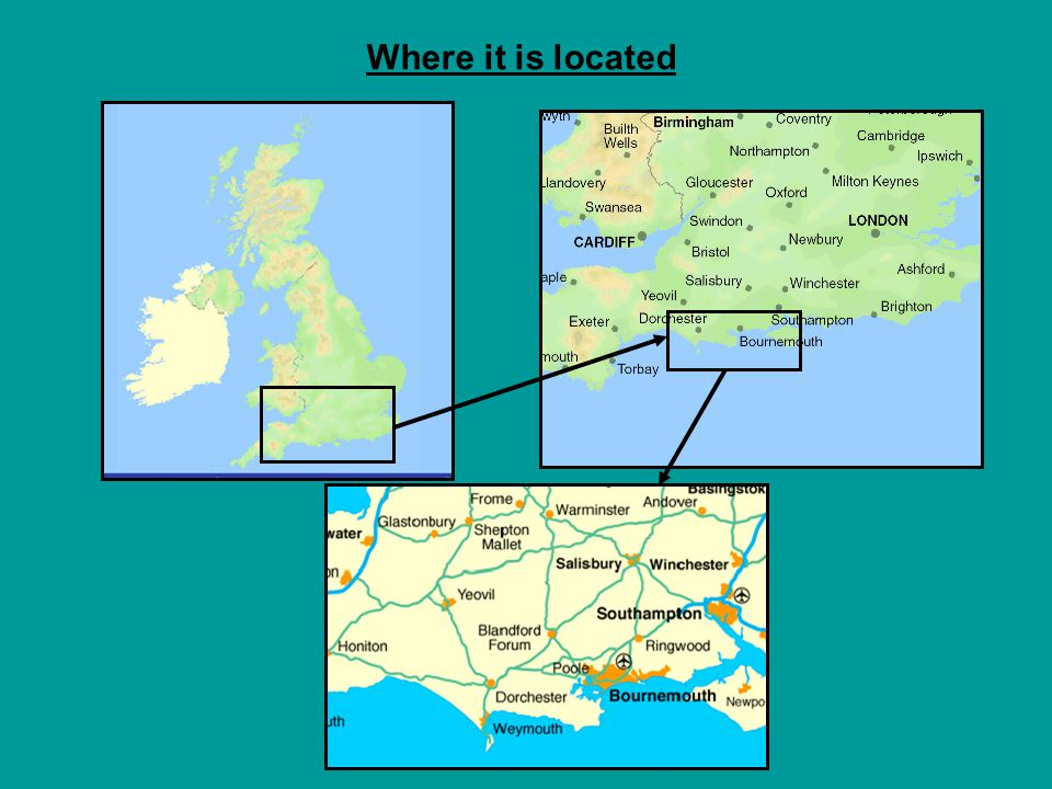 Where it is located