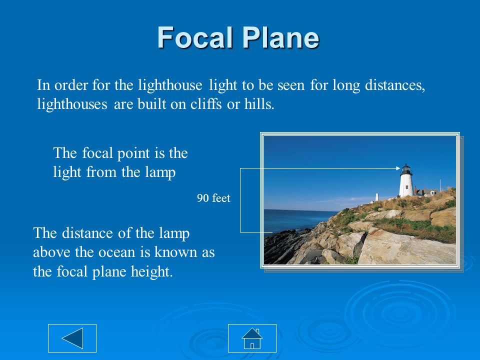 Automated Because of this, there is no need for lightkeepers to live in or next to lighthouses anymore. Early lighthouses used candles as a source of