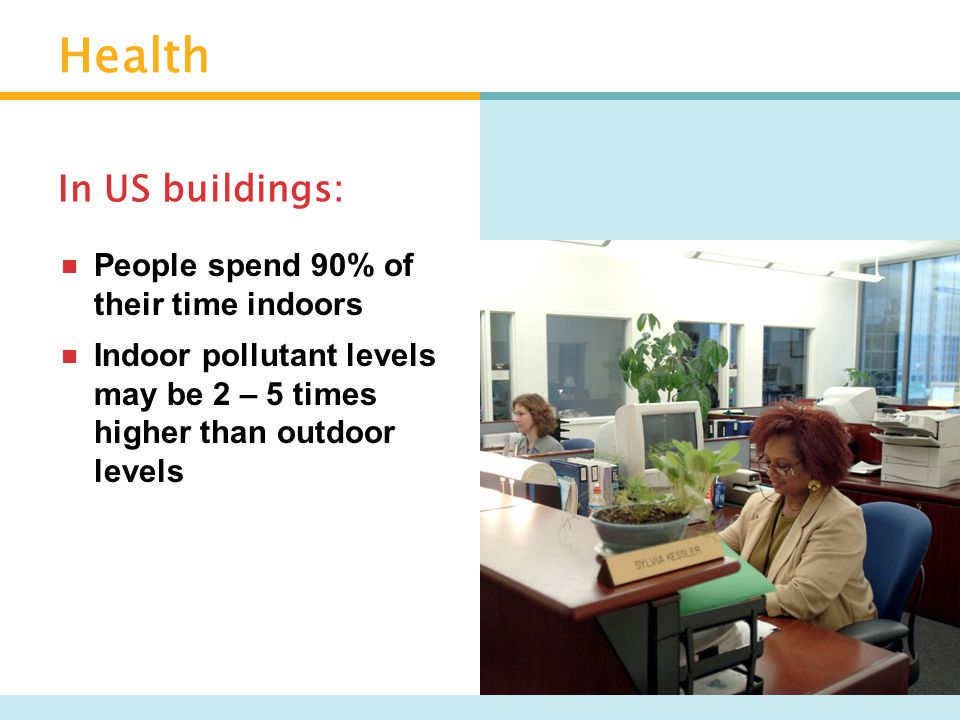 GREEN BUILDINGS & COMMUNITIES FOR A HEALTHY & PROSPEROUS PLANET