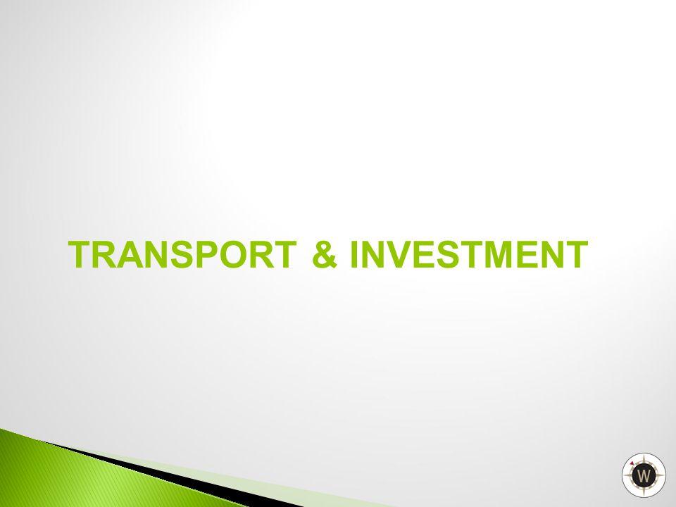 TRANSPORT & INVESTMENT
