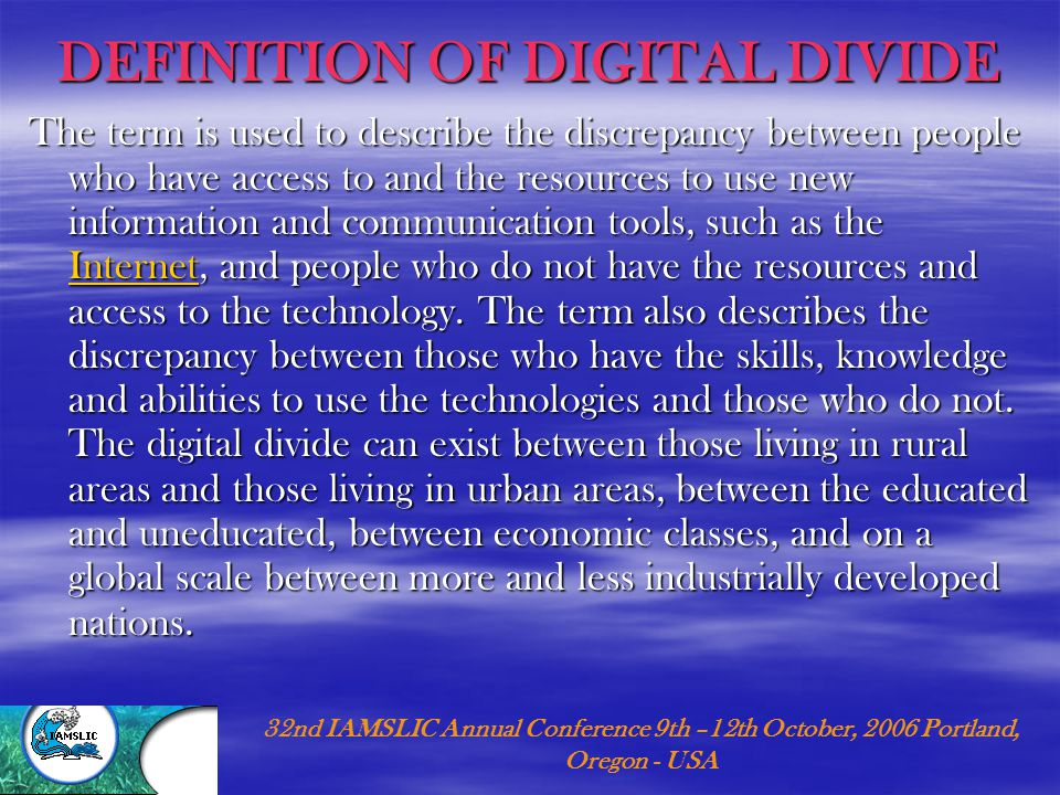 BRIDGING THE DIGITAL DIVIDE IN MALAWI  Developments in ICT  Improved telecommunications services.