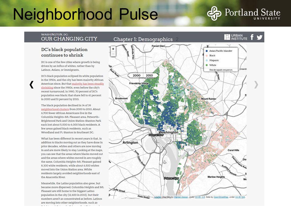 Neighborhood Pulse