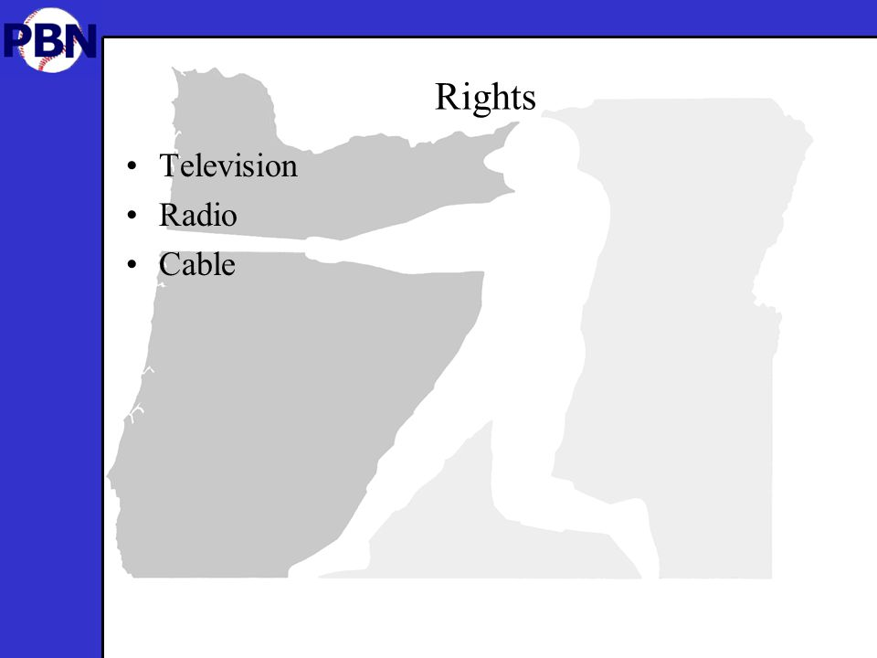 Rights Television Radio Cable