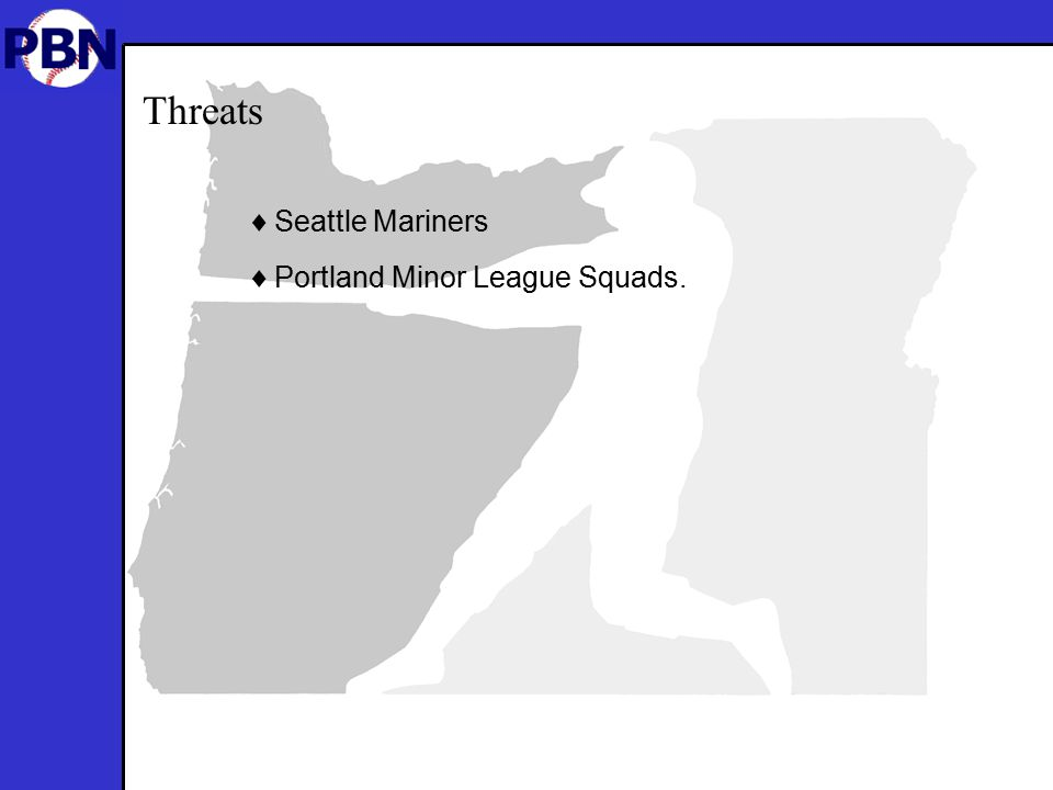 Threats  Seattle Mariners  Portland Minor League Squads.