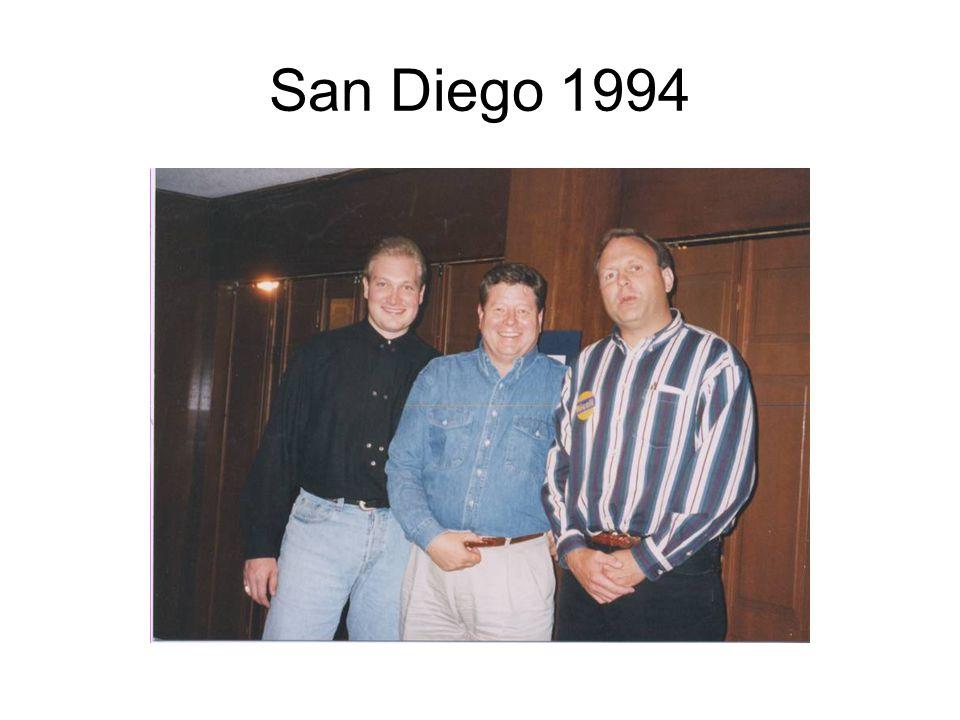 San Diego 1994