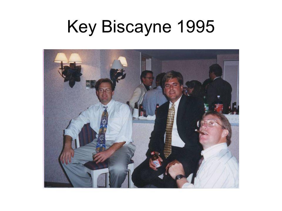 Key Biscayne 1995