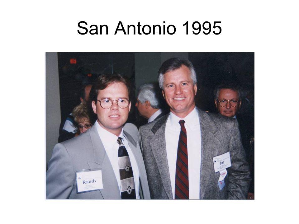 San Antonio 1995