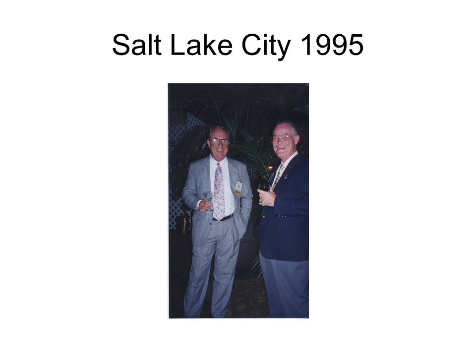 Salt Lake City 1995