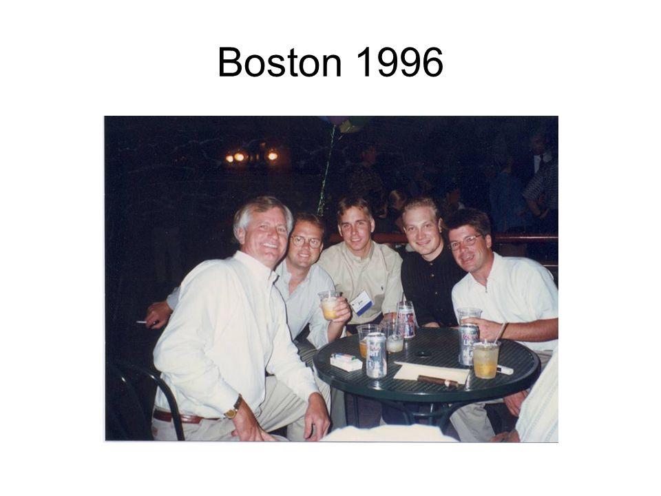 Boston 1996