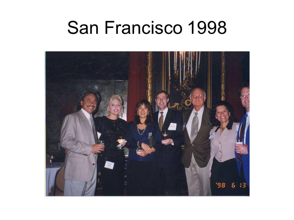 San Francisco 1998