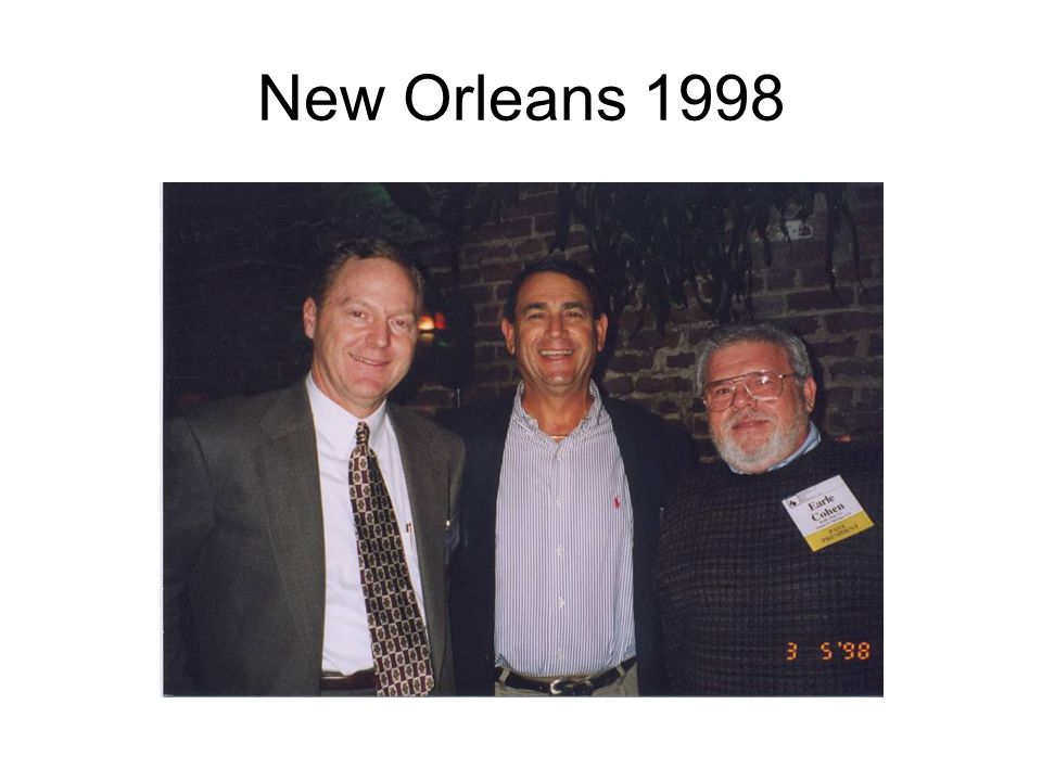 New Orleans 1998