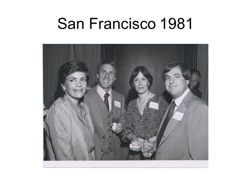 San Francisco 1981
