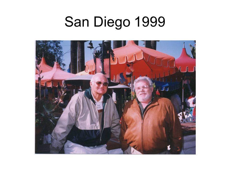 San Diego 1999