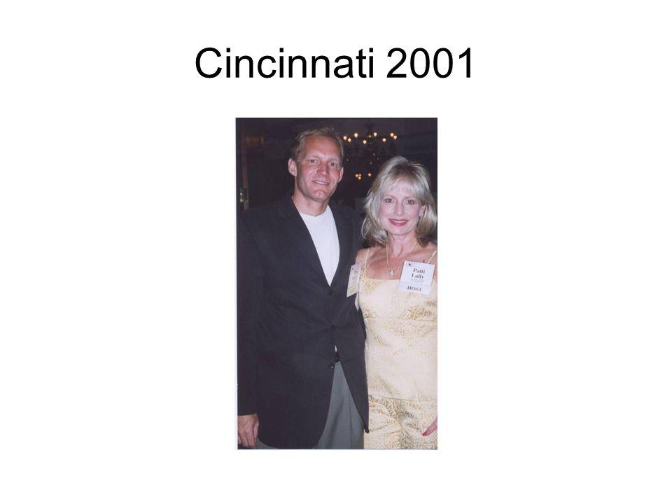 Cincinnati 2001