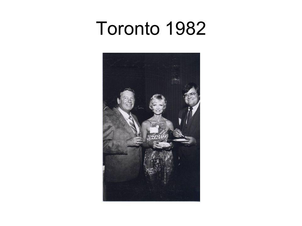 Toronto 1982