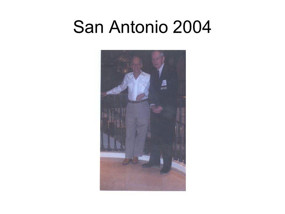 San Antonio 2004