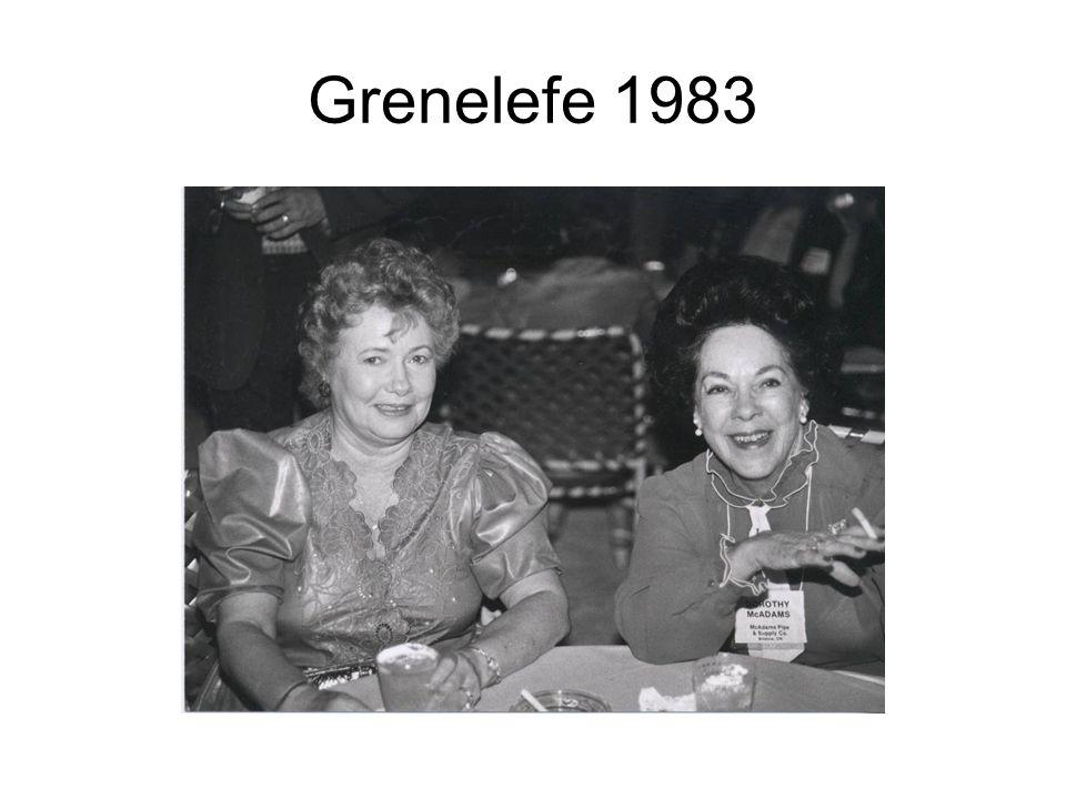 Grenelefe 1983