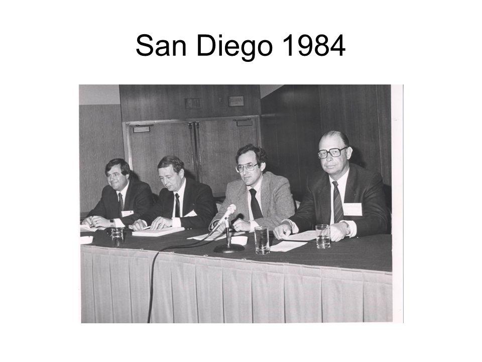 San Diego 1984