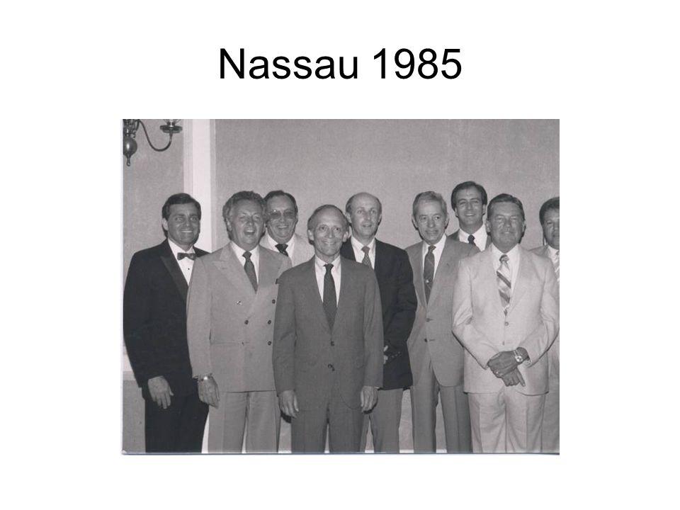 Nassau 1985