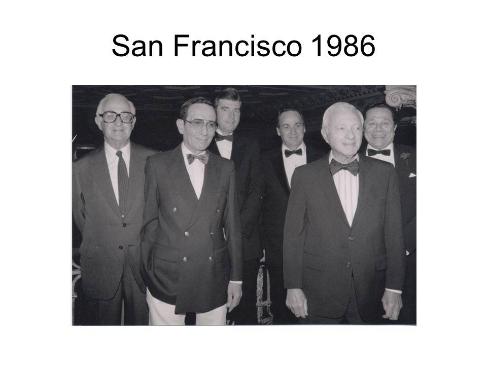 San Francisco 1986