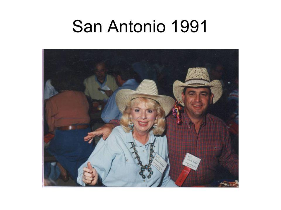 San Antonio 1991