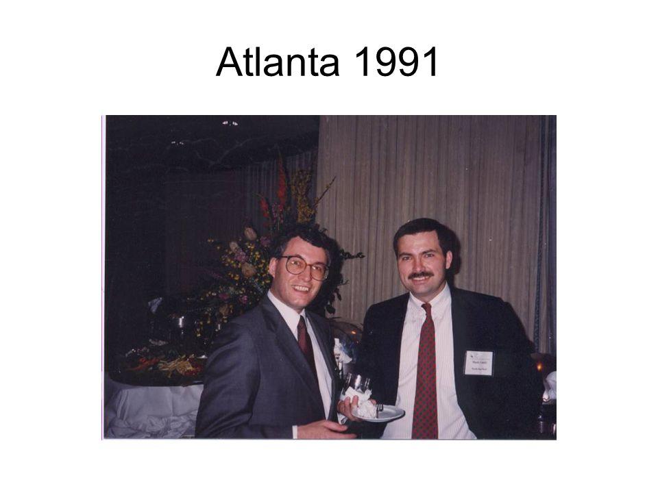 Atlanta 1991